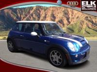 2006 MINI Cooper Hardtop 2dr Car S Our Location is: Elk