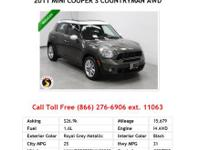 2006 Mini Cooper S S Hatchback Royal Grey Metallic I4
