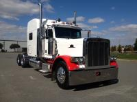 2006 Peterbilt 379 EXTENDED HOOD C15 550 Cat ENGINE WAS