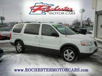 2006 Pontiac Montana SV6, FWD with 109,084 miles. This