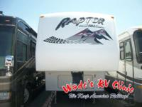 Nice toy hauler! Toy Haulers Fifth Wheels 7407 PSN .