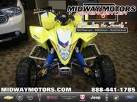 Are you READY for a Suzuki?! Join us at MIDWAY MOTORS!