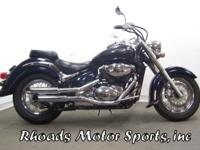 2006 Suzuki C50TK6 B Boulevard with 3,888 Miles Very
