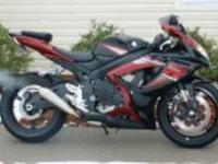Description Full Financing Available! -- 2006 GSKR-750