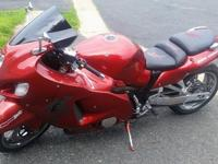 -+++++++For sale is a 2006 Suzuki Hayabusa bike.