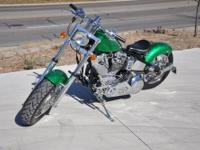 2006 Swift Lucky Strike Custom Bobber, Motor 80cu. in .