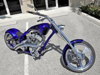 2006 Thunder Cycle Designs Custom Chopper Built by