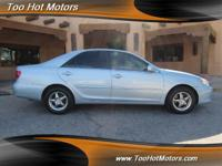 Options:  2006 Toyota Camry Le|What Can Be Said About