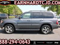 2006 Toyota Land Cruiser Sport Utility V8 Our Location