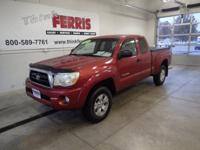 **TRD-On-Off Road Pkg**, **Four-Wheel Drive**,