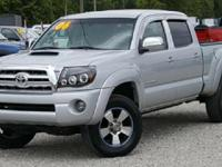 Options:  2006 Toyota Tacoma Prerunner|Check Out This