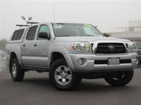 This 2006 Toyota Tacoma Prerunner Truck features a 4.0L