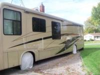 2006 Newmar Ventana, Lesson An electric motor house.