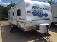 ***2006 WILDWOOD ***MODEL 27BHSS ***FULLY