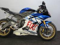 2006 Yamaha YZF-R6 - 7995.00 View More Images and