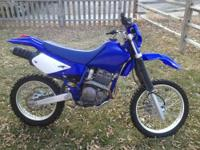 For sale is a 2006 Yamaha TTR 250. This bike was rode