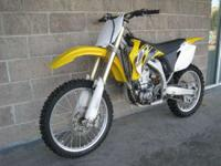 2006 Yamaha YZ450F Starts easy and runs strong! BRACE