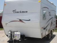 For sale is a super-nice 2007 17' Coachmen Spirit of