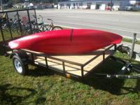 2007 - 18' Fun Finder Travel Trailer Used only a few