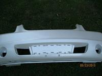 (1) 2007-2013 GMC Yukon/Denali front bumper cover. All