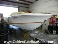 2007, 22' CHRIS-CRAFT LANCER 22 RUMBLE Single Gas 5.7L