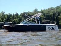 Type of Boat: Power Boat Year: 2007 Make: MASTER CRAFT