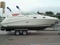 Type of Boat: Express Cruiser Year: 2007 Make: Sea Ray