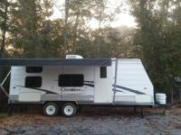 I have a 1 owner Cherokee camper that's sleeps 6 has