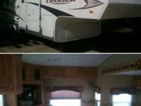 Type of RV: Fifth Wheel Year: 2007 Make: CrossRoads