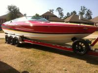 Type of Boat: Power Boat Year: 2007 Make: FORMULA