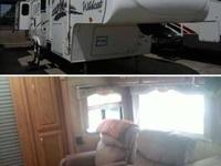 Type of RV: 5th Wheel Year: 2007 Make: Forest River