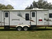 2007 32ft Adirondack Camper in excellent condition.