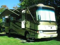 Type of RV: Class A - Diesel Pusher Year: 2007 Make: