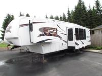 * 2007 37' KEYSTONE MONTANA 5TH WHEEL MODEL M-3650 RK *