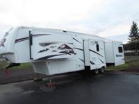 * 2007 37' KEYSTONE MONTANA 5TH WHEEL RV * MODEL-3400