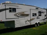 687846 - One Owner - 38 foot triple slide Bunkhouse