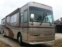 Stock Number: 715243. Spectacular 2007 40' Alpine Coach