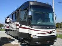 Type of Recreational Vehicle: Class A - Diesel