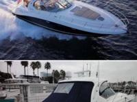 Type of Boat: Yacht Year: 2007 Make: Sea Ray Model: