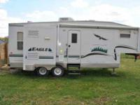 2007 36' Heartland Big Horn 5th wheel 3655RD: 4 slide
