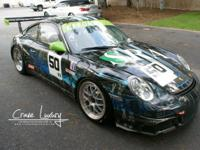 This is a 2007 911 Cup Car. It comes with lots of