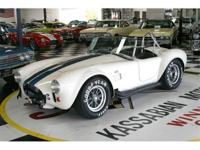 Real Shelby Cobra - Authentic Shelby America CSX A/C
