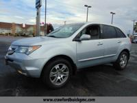 Look at this 2007 Acura MDX Tech Pkg. Its Automatic
