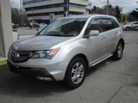 You are looking at a Silver|2007  Acura MDX. This a