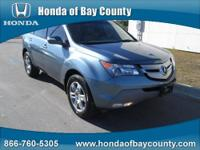 Honda of Bay County presents this 2007 ACURA MDX 4WD