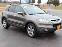 Recent Arrival! Clean CARFAX. This 2007 Acura RDX