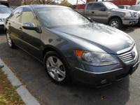 This 2007 Acura RL 4dr Technology Package AWD Sedan