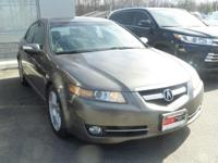 Carbon Bronze Pearl 2007 Acura TL 3.2 FWD 5-Speed