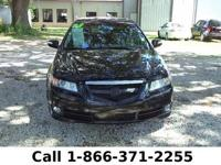 2007 Acura Tl Features:Keyless Entry - Leather Interior