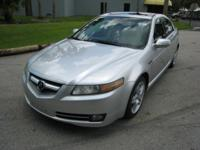 2007 Acura TL. this automobile is packed power windows,